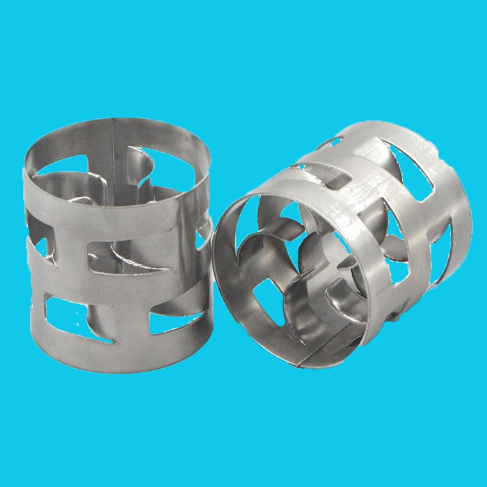 不锈钢鲍尔环的制作工艺