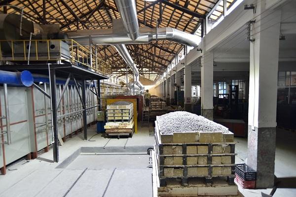 东陶陶瓷隧道窑