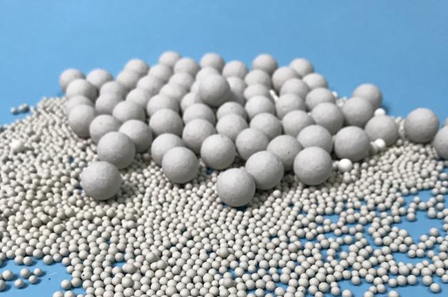 惰性瓷球的主要原材料是什么